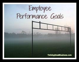 employee performance goals
