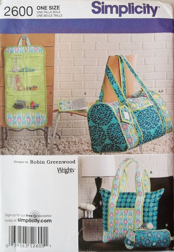The 25+ best Duffle bag patterns ideas on Pinterest | Diy bags ... : quilted duffle bag pattern free - Adamdwight.com