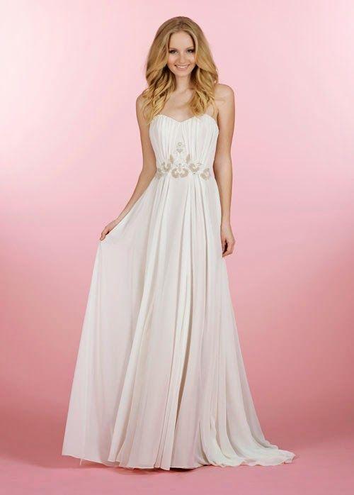 Mejores 33 imágenes de Wedding Dress en Pinterest | Vestidos de ...