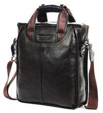 Nová móda 2014: 100% pravá koža pánske tašky cez rameno, kvalita zaručená slávnej značky autentickej pánske tašky, business kabelka (Čína (pevninská časť))