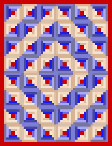 Quilting Assistant : Free Pattern : Traditional Lo…