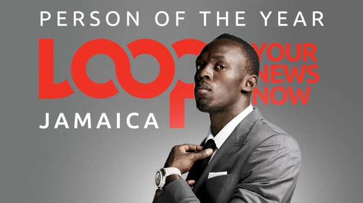 Usain Bolt, Loop Jamaica's Person of the Year for 2016