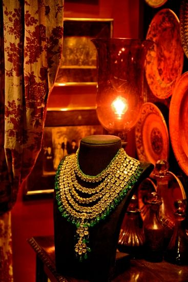 A sneak preview of Sabyasachi's upcoming jewellery collection.