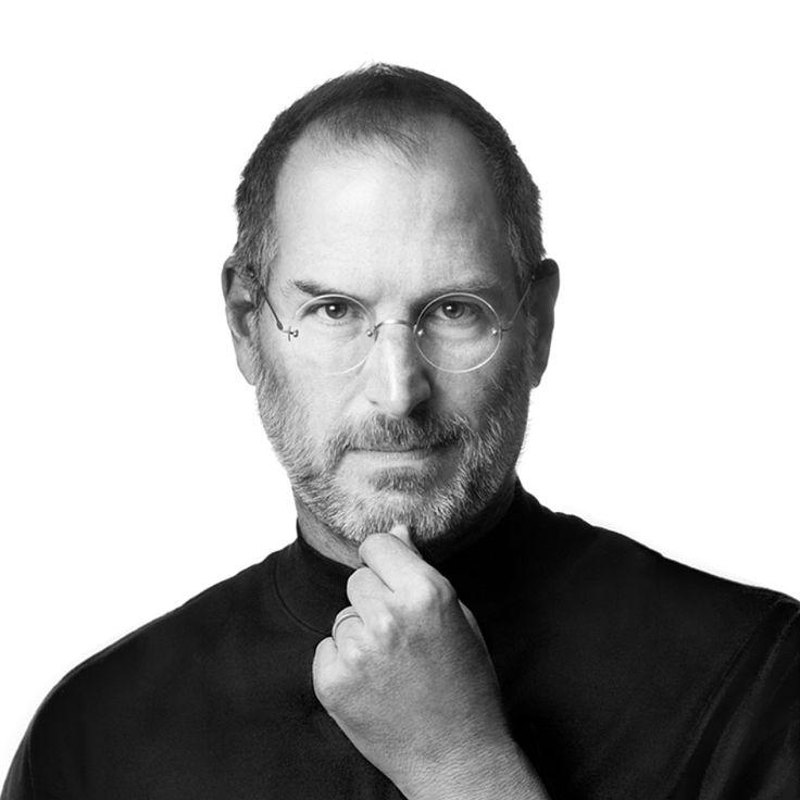 Steve Jobbs taken by Albert Watson | Entrepreneur & former co-founder, chairman, and CEO of Apple Inc. (USA)