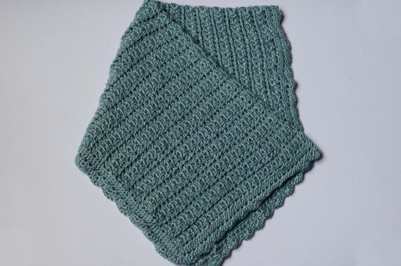 Baby blanket crochet vintage looking  with by LovelyBabycrochet, $125.00