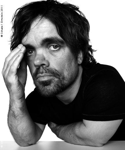 Peter Dinklage by Howard Schatz