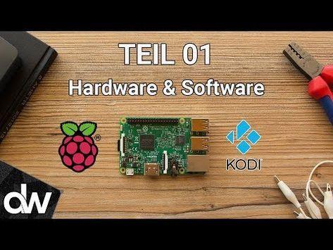 Kodi auf Raspberry Pi 3 installieren ► LibreELEC 2017   Deutsch   # Teil 01 Hardware & Software - YouTube