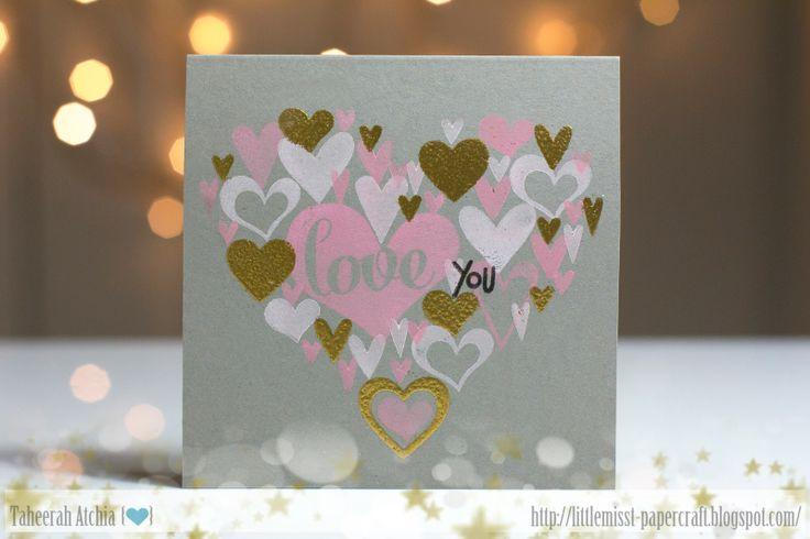 *Fill Your Paper With The Breathings of Your {Heart}*: Paper Smooches SPARKS Picture Perfect Challenge - February 2014