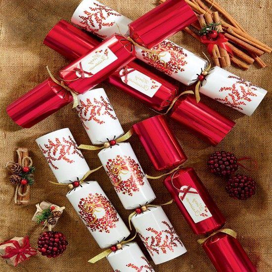 Terrific 1000 Ideas About Christmas Crackers On Pinterest Christmas Easy Diy Christmas Decorations Tissureus