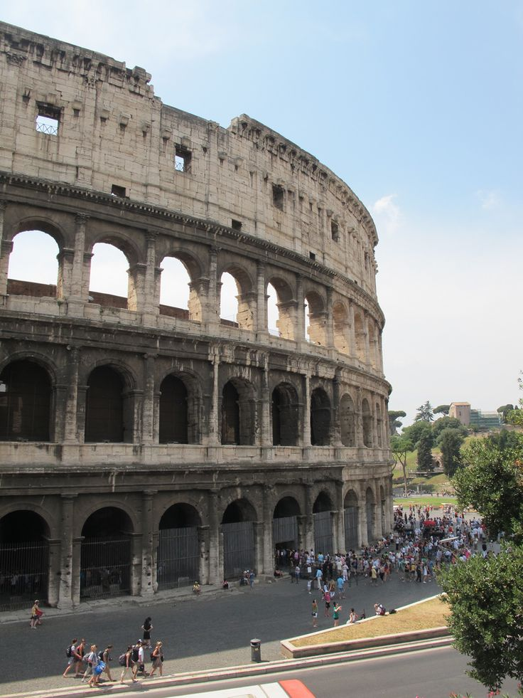 Rome: Coleseum, Forum, and Palatine Hill