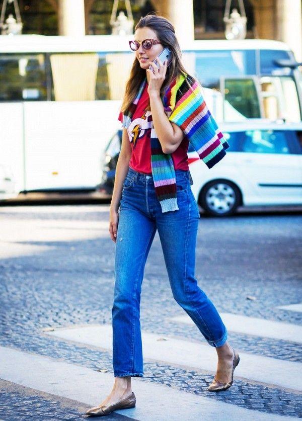 Hot or not: outfits met gekleurde strepen | NSMBL.nl
