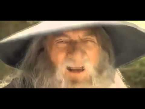 Gandalf Dancing To Epic Sax Guy
