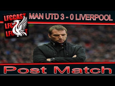 MANCHESTER UNITED 3-0 LIVERPOOL POST MATCH PODCAST - YouTube