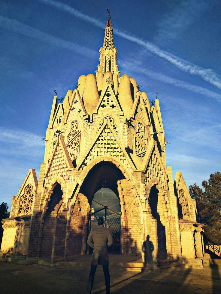 Santuario de Montserrat de Montferri