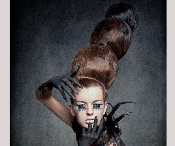 Unique Hair Styles: 41 Best Images About Unique Hair Styles On Pinterest