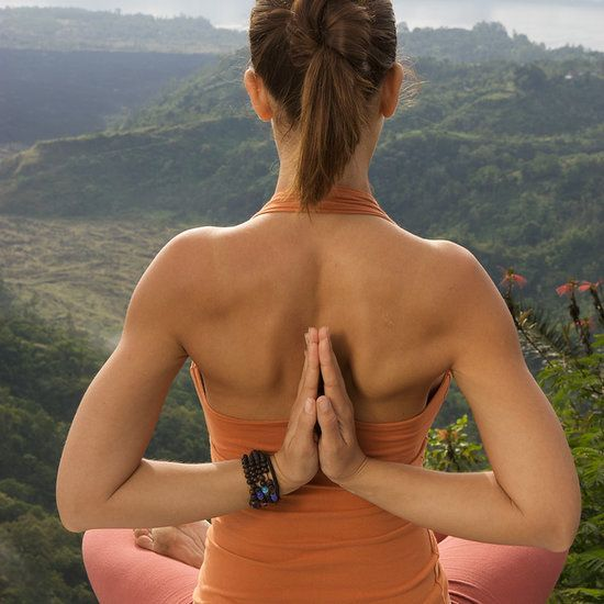 6-Pose Yoga Sequence to Tone Your Arms by Summer