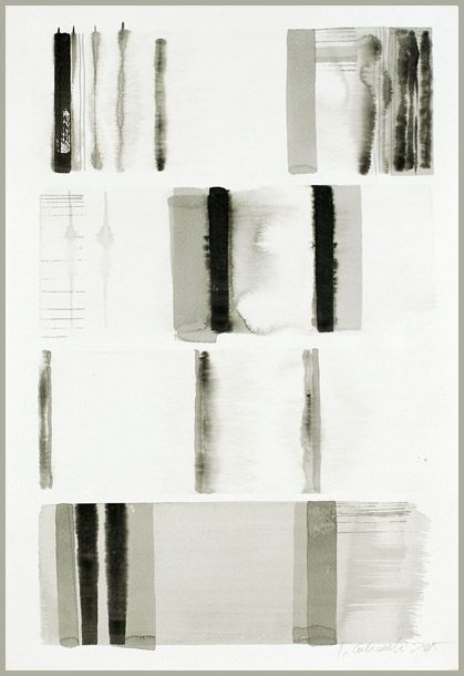 15015   Ink, paper 72 x 50,5 cm   2015