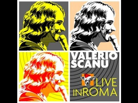 VALERIO SCANU LIVE IN ROMA - I SURRENDER