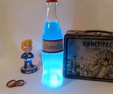 Make Your Own Nuka Cola Quantum