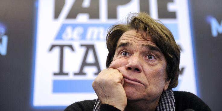 Bernard Tapie se verrait bien en arbitre de la prochaine élection présidentielle