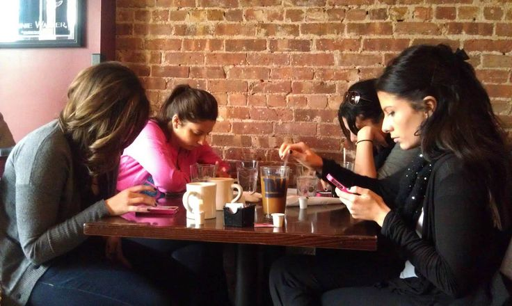 Cell Phones: Plague Of The 21st Century