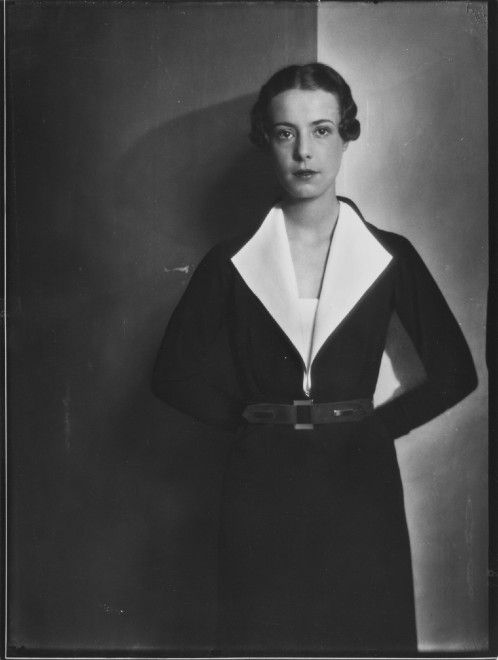 photo Ghitta Carell: Lilly Anssen anni '30 Copyright Archivio storico Fondazione 3M