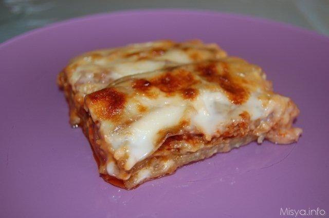 Moussaka, scopri la ricetta: http://www.misya.info/ricetta/moussaka.htm