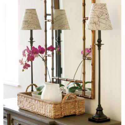 Maria Buffet Lamp With Shade