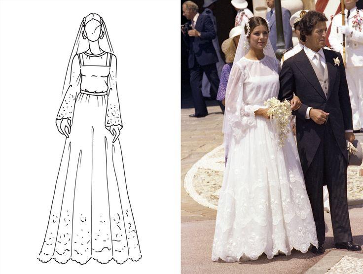 Royal Wedding Wear Crossword : Royal wedding dresses weddings dressses iconic