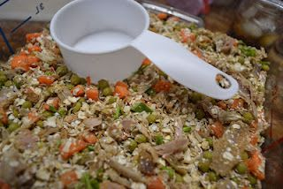 homemade dog food - - I did this when Will was underweight, now I do it if I forget to buy regular dog food :S