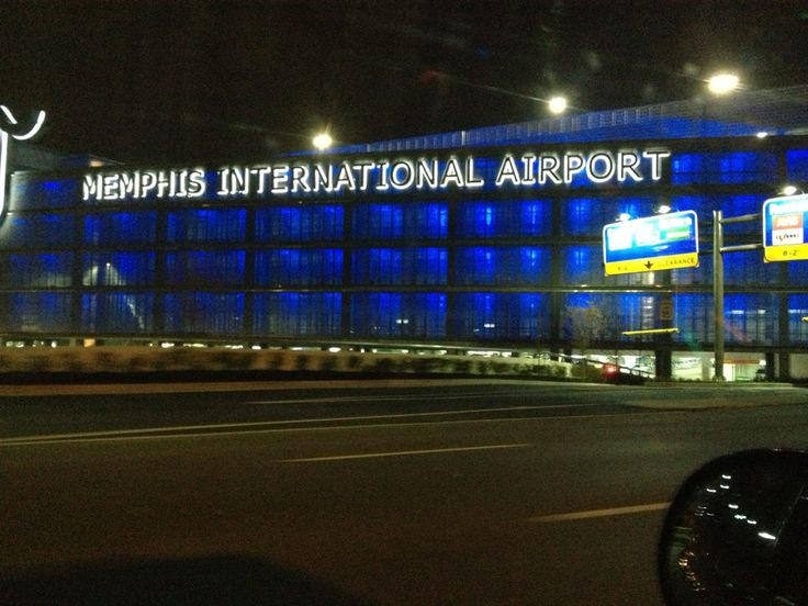 Memphis International Airport Mem