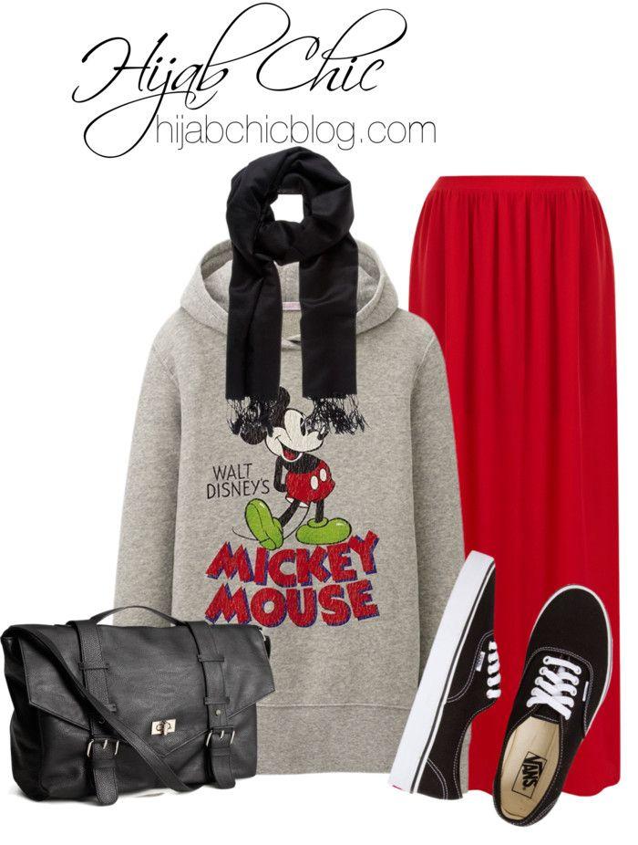 Hijab Style: Uniqlo Hooded Sweatshirt