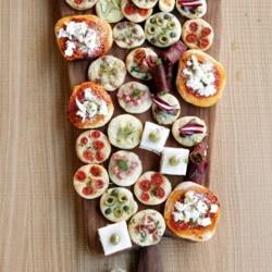Pizzette (Mini Pizzas) For My Secon