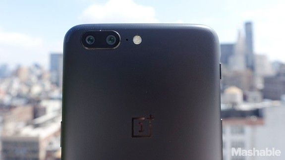 """OnePlus 5 review: Spectacular on every level   I really want to stop calling OnePlus the startup you've probably never heard of thats making kick-ass phones"""" but sadly they still arent ready to outgrow that status.  Not that the company cares that its still seen as the underdog in the increasingly saturated smartphone world. In fact the metaphor that OnePlus is David and everyone else is Goliath only pushes the company to Never Settle (its tagline) and keep doing the seemingly impossible…"""