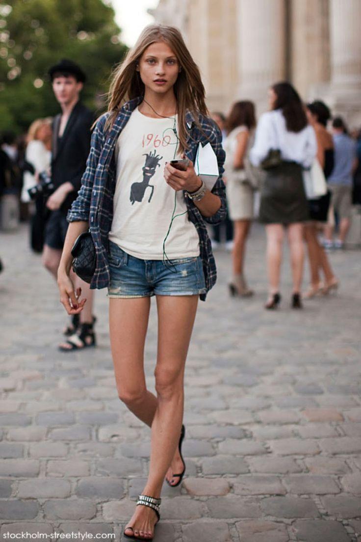 Masqué Luxe: Anna Selezneva's Paris Summer Street Style