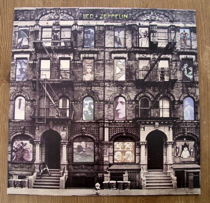 25 Best Ideas About Led Zeppelin Physical Graffiti On