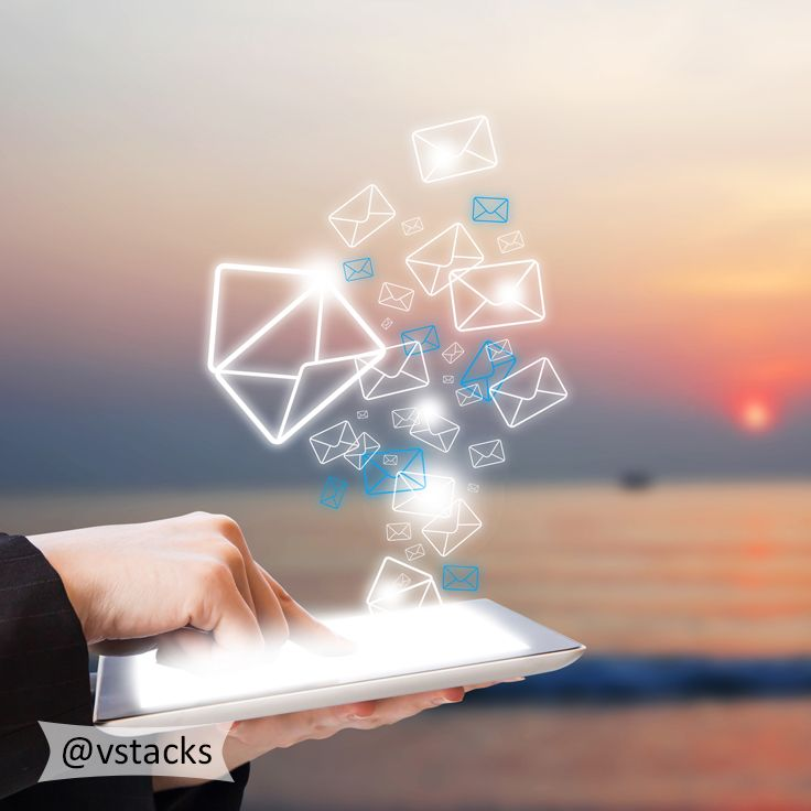 Are you aware, emails are 40 times more useful than Twitter and Facebook when it comes to getting new customers? Contact vStacks Infotech for email hosting option and give your company the credibility it deserves. #email #hosting #vStacksInfotech
