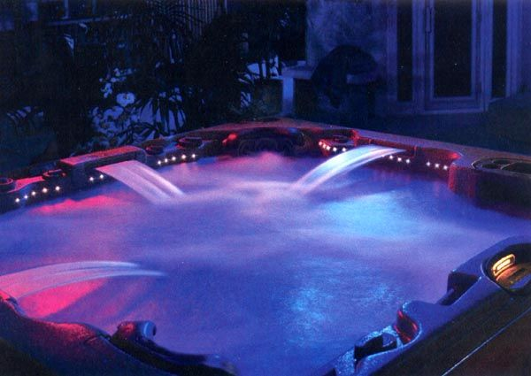Spa Magic Hot Tub
