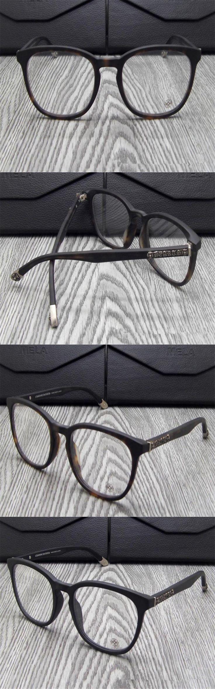 DOWER ME Fashion Unisex Acetate Full rim Retro Matte Black Leopard Presbyopia Optical Eyewear Frame Myopia Eyeglasses