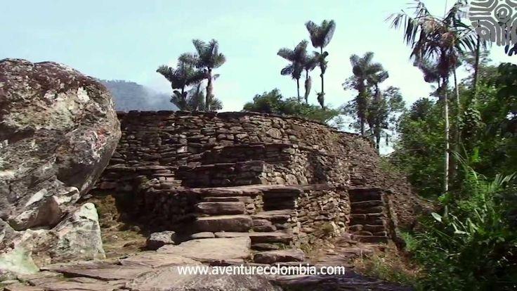 Ciudad Perdida (Cité Perdue, Lost City) - Sierra Nevada #Colombia #ciudadperdida