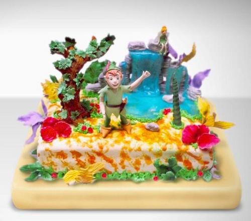 Peter Pan Cake Decorating Kit