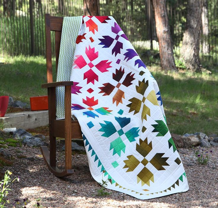 Bear Paw Quilt Kit - #quiltkit #fabric