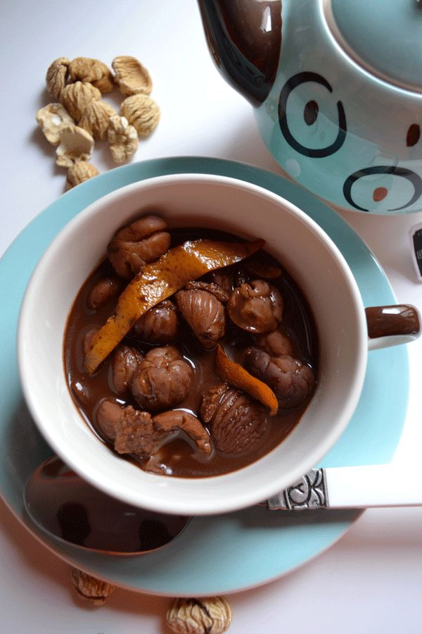 Recipe: Imbuljuta – chestnut and chocolate drink « eatmania