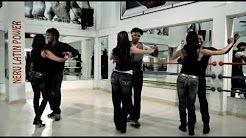 (2) como bailar bachata bip - YouTube