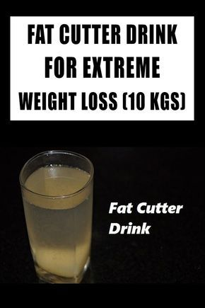 Fat Cutter Drink For Extreme Weight Loss 10 Kgs Natural