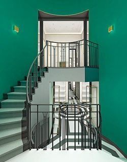 Fivestory NY, designed by Ryan Korban