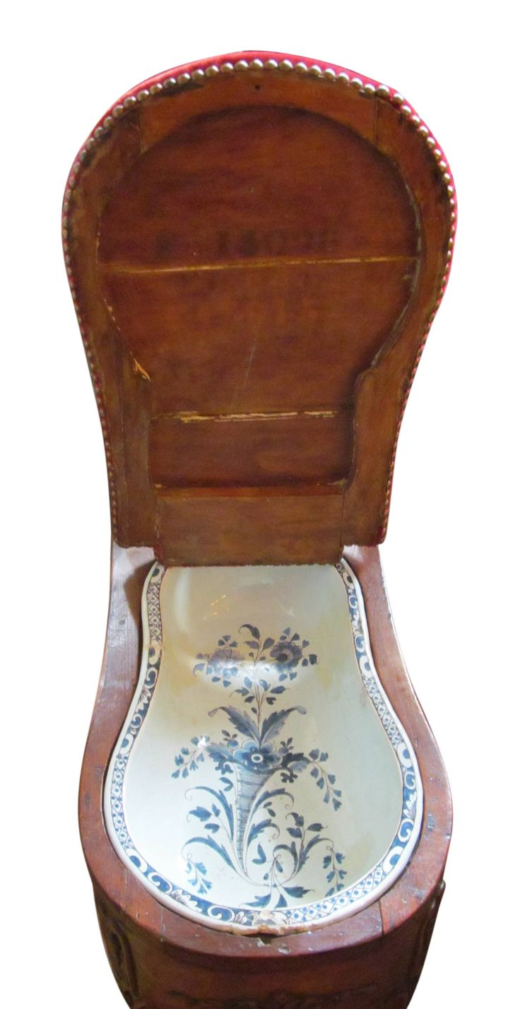 Victorian Carved Wood Chamber Pot | From a unique collection of antique and modern cabinets at https://www.1stdibs.com/furniture/storage-case-pieces/cabinets/