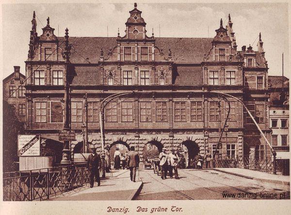 Danzig - Das grüne Tor