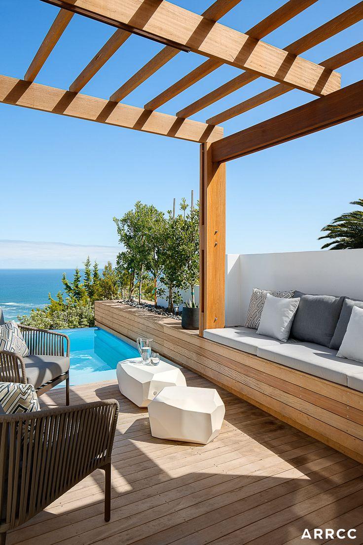 ZA Cape Villa - ARRCC inspiration, design inspiration, interior decor, interior architecture, house ideas, luxury, pool
