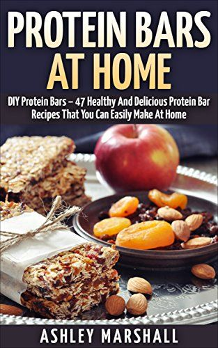FREE TODAY      Protein Bars At Home: DIY Protein Bars - 47 Healthy And Delicious Protein Bar Recipes That You Can Easily Make At Home (Protein Diet, DIY Protein Bars, Homemade Protein Bars) - Kindle edition by Ashley Marshall. Health, Fitness & Dieting Kindle eBooks @ Amazon.com.